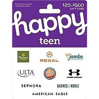 $50 Happy Brand Gift Card + $7.50 Amazon Credit