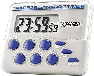 Nano Timer, Display 3/8 in. LCD