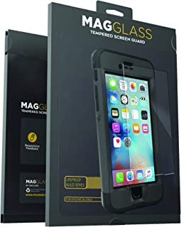 Magglass Custom Screen Protector for Lifeproof Nuud Case (iPhone 6s) Tempered Glass Only, Case Not Included