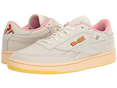 Reebok Lifestyle Tom and Jerry Club C Revenge (Chalk Green/Quiet Pink/Pantone) Shoes