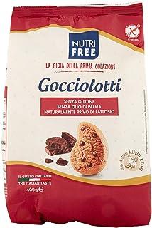 Nutri Free Goccefrolla con gocce di cioccolato - 400 g