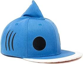Kid's Sharky Hat | Children's Shark Fin Baseball Cap Boy Girl Child Fun Animal Blue