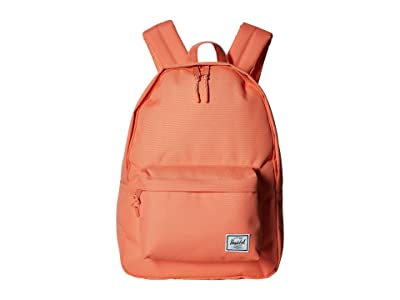 Herschel Supply Co. Classic Mid-Volume (Fresh Salmon) Backpack Bags