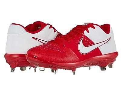 Nike Alpha Huarache Varsity Low (University Red/White) Men