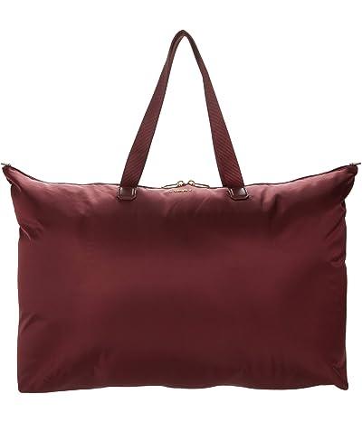 Tumi Voyageur Just in Case(r) Tote (Cordovan) Tote Handbags