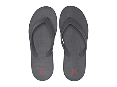 Hurley One And Only Sandal (Dark Grey) Men