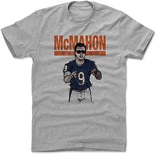 500 LEVEL Jim McMahon Shirt - Vintage Chicago Football Men's Apparel - Jim McMahon Sketch