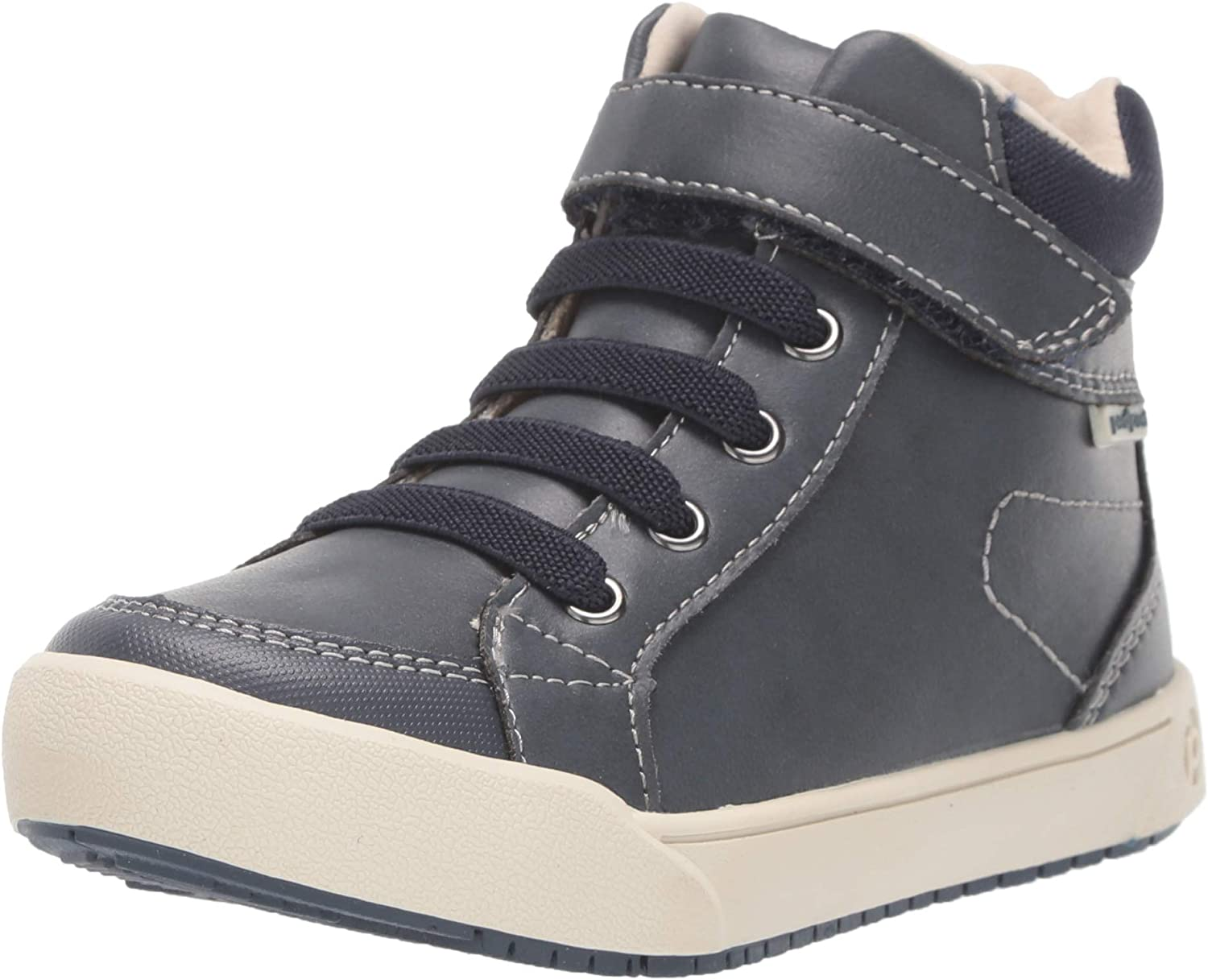 pediped Unisex-Child Limited time for free shipping Logan Sneaker Popular standard