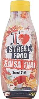 Gaia - I Love Street Food - Salsa Thai - Flacone Squeeze - Pacco da 6 x 1000 g