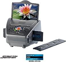 Somikon Dias digitalisieren: 3in1-Dia-, Foto- & Negativ-Scanner SD-1400 mit 14-MP-Sensor (Bild Scanner)