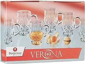 Verona Footed Mug 14Cl (6Pc)