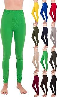 Homma Premium Ultra Soft High Rise Waist Full Length Regular and Plus Size Leggings
