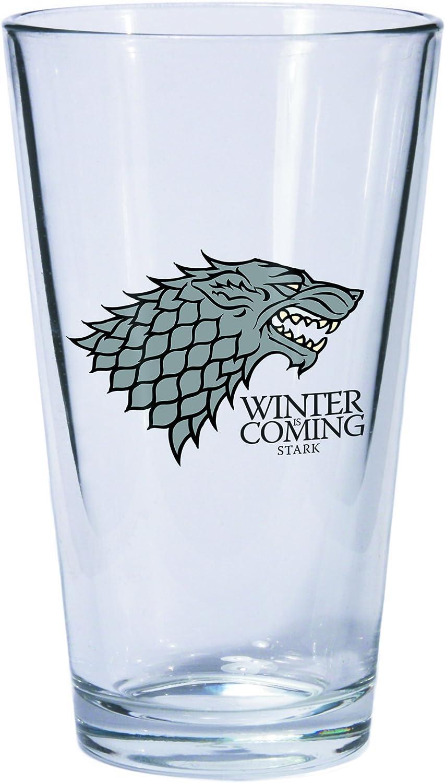 Dark Horse Deluxe Game of Thrones Pint Glass  Stark Sigil