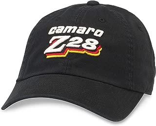 American Needle Ballpark Camaro Z28 Baseball Dad Hat (GM-1902B-GMDN)