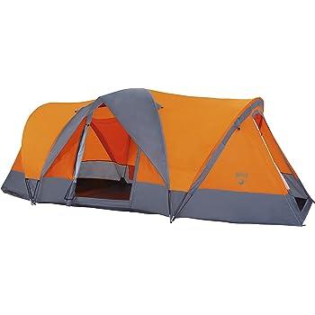Bestway 68003   Pavillo - Tenda Da Campeggio 4 Posti Traverse, 480x210x165 cm