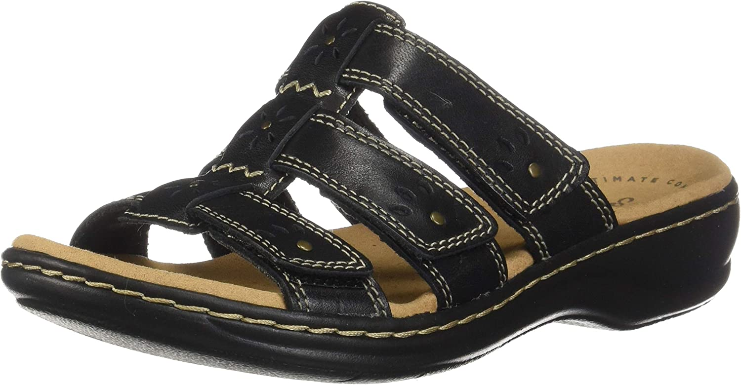 Clarks Womens Leisa Spring Sandals