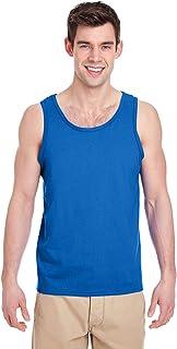 79e97552e52065 Amazon.com  Gildan - Tank Tops   Shirts  Clothing
