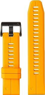 Garmin QuickFit 22 Bracelet de montre en silicone Orange