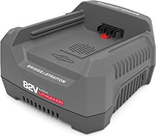 Briggs & Stratton 82V MAX Lithium-ion Battery Rapid Charger for Snapper XD Electric Cordless Tools, 1760263, BSRC82