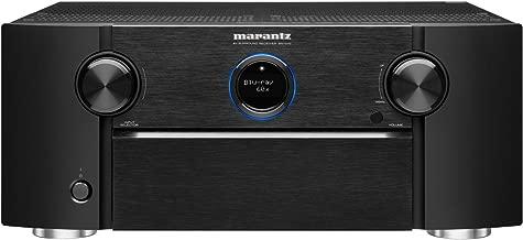 Marantz SR7010 9.2 Channel Full 4K Ultra HD AV Surround Receiver with Bluetooth & Wi-Fi