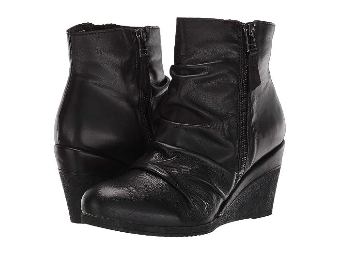 Miz Mooz  Baron (Black) Womens  Boots