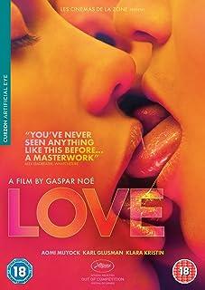 Love DVD [Reino Unido]