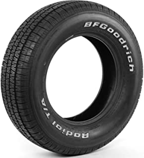 BF Goodrich RADIAL T/A WL 97S All- Season Tire-215/70R15