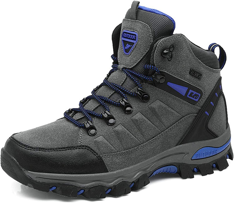 UUFLYME Lowest price challenge Outdoor Hiking Boots Mens Slip price Non Sh Lightweight