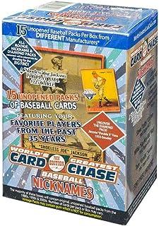 3497647fe3 2017 Tristar Worlds Greatest Pack Chase Series 9 Baseball Nicknames Box  (Blue)
