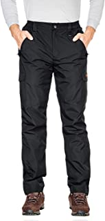 Nonwe Men's Snow Ski Pants Winter Outdoor Water Resistant Windproof