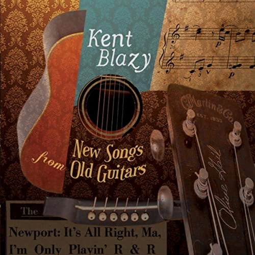 Old Guitar by Kent Blazy on Amazon Music - Amazon com