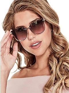 c3c0e1341 G by GUESS Women's Jennifer Gradient Cat-Eye Sunglasses