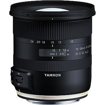 Tamron 10-24mm F/3.5-4.5 Di II VC HLD - für Canon EF APS-C