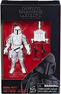Star Wars 2017 The Black Series Boba Fett (Prototype) Action Figure 3.75 Inches