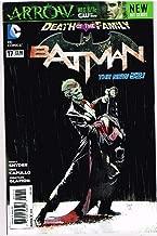 BATMAN # 17 DC Comic (Apr 2013) The New 52