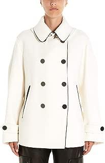 Tom Ford Luxury Fashion Womens CS1043FAX211AW003 White Coat   Fall Winter 19
