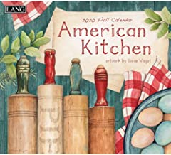 American Kitchen 2020 Calendar