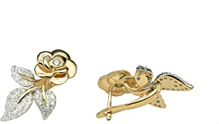 J&M Gold Earrings for Women