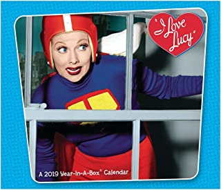 I Love Lucy Year-in-A-Box (2019)