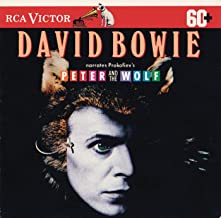 Best david bowie peter and the wolf op. 67 Reviews