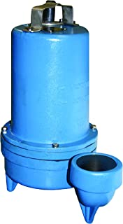 Barnes 109977 Model 3SF3024L Submersible Fountain Pump, 3 hp, 230V, 1 Phase, 325 GPM, 3