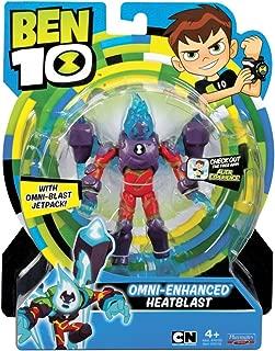 Ben 10 Action Figures - Omni Enhanced Heatblast
