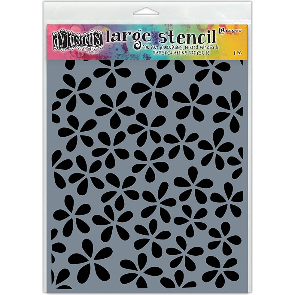 Ranger DYS52289 Dylusions Stencils 9