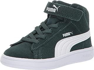 PUMA Baby-Boys Unisex-Child Smash V2 Mid Velcro