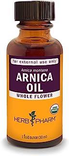 Herb Pharm Certified Organic Arnica Oil - 1 Ounce