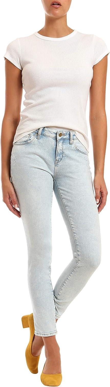 Mavi Women's Ada High-Rise Boyfriend Jeans