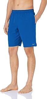 "Nike Men's Solid Lap 9"" Volley Short Swim Trunk"