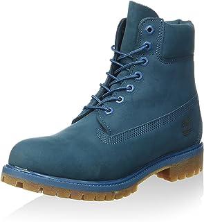 chisme regimiento Debilidad  Amazon.es: botas timberland hombre - Azul