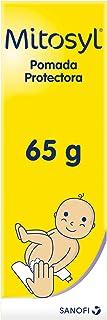 Mitosyl - Crema pañal pomada protectora 65 g previene y trata las irritaciones de la piel del bebé por rozaduras del pañal