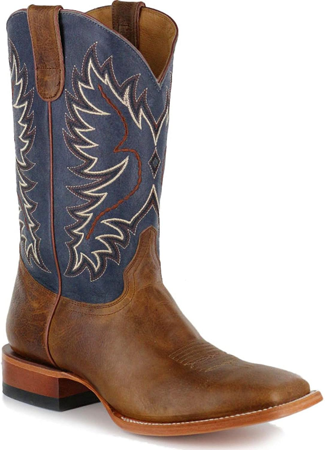 Cody James Men's Montana Western Boot Toe Bbm164 Wide Branded goods Square - Ranking TOP10